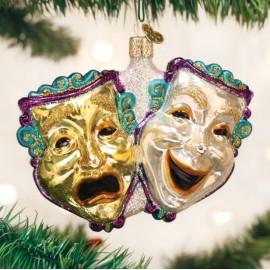 Kerstbal Maskers Komedie en Tragedie
