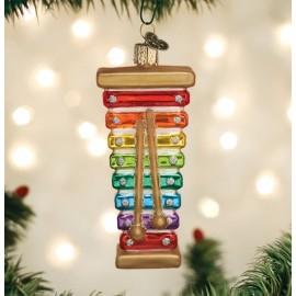 Kerstbal Xylophone
