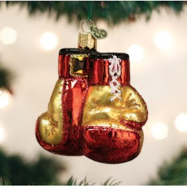 Kerstbal Bokshandschoenen
