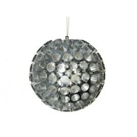 Hanglamp Rondo Zilver Leitmotiv