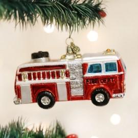 Kerstbal Brandweerwagen