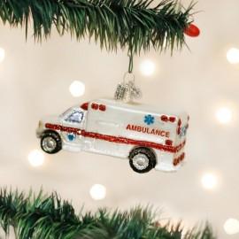 Kerstbal Ambulance