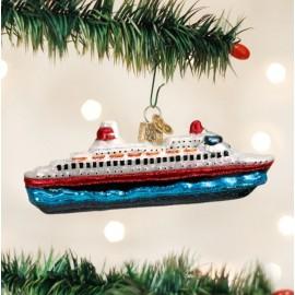 Kerstbal Passagiersschip