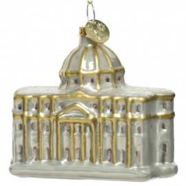 Kerstbal Saint Peter's Basilica Vatican City