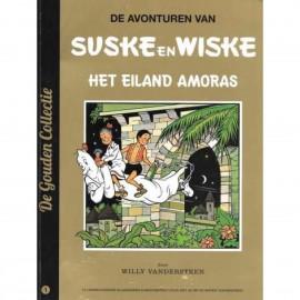 asd De Gouden Collectie Suske en Wiske Het eiland Amoras