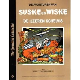 De Gouden Collectie Suske en Wiske De IJzeren Schelvis