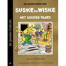 De Gouden Collectie Suske en Wiske Het Gouden Paard