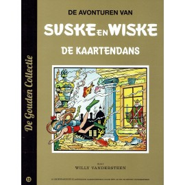 De Gouden Collectie Suske en Wiske De Kaartendans