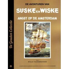 De Gouden Collectie Suske en Wiske Angst op de Amsterdam