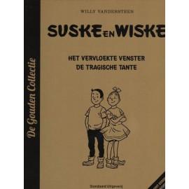 De Gouden Collectie Suske en Wiske Vervloekte venster, Tragische Tante