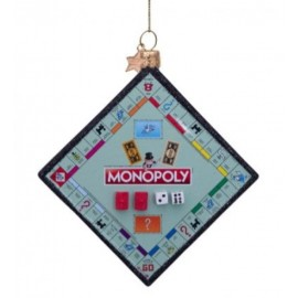 Kerstbal Monopoly