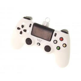 Kerstbal Game Controller Wit