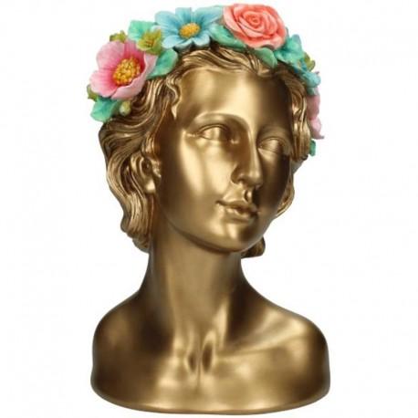 Vaas Lady Flowers Multi