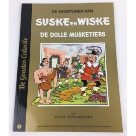 De Gouden Collectie Suske en Wiske De Dolle Musketiers