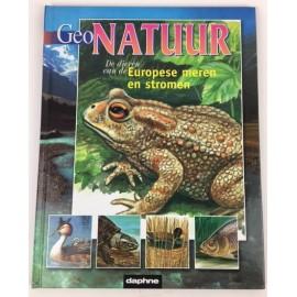 Geo Natuur De dieren van de Europese meren 2e hands