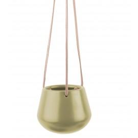 Hangpot Skittle Mat Olijf Groen
