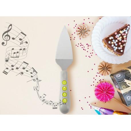 Taartschep met Muziek