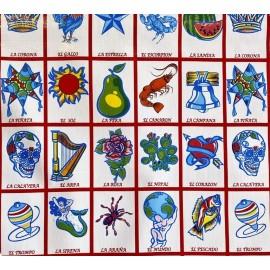 Tafelzeil Loteria