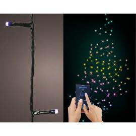 Kerstboomlampjes Led Multicolor 100 Lichts App Gestuurd