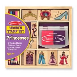 Prinsessen Stempelset