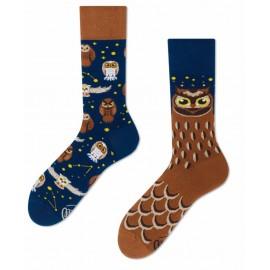 Many Mornings MisMatch Sokken  Owly Moly