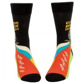 Hippe Heren Sokken - Classic Rock Socks