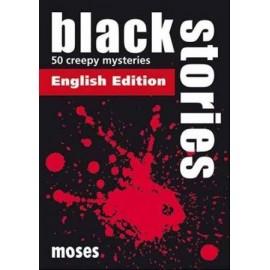 Black Stories Englisch Edition