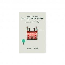 Rotterdam Pins Hotel New York