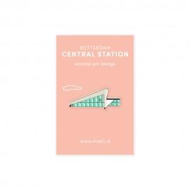 Rotterdam Pins Central Station