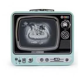 TV Lunch Box Blauw