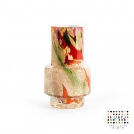 Fidrio Vaas Nuovo H18 Mixed Colours