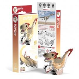 Eugy  3D Puzzel Raptor