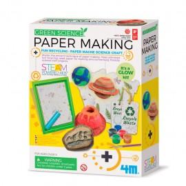 4M Green Science Papier Maken