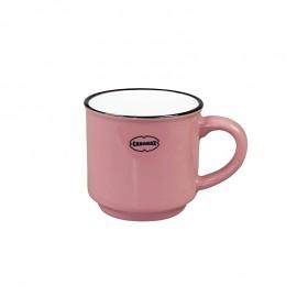 Cabanaz Espresso Mok Keramiek Roze