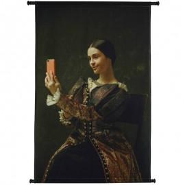 Wanddoek Velvet Mobiele Telefoon