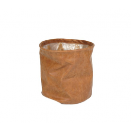 Bloempot Juna Cognac H17