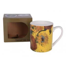 Mok Van Gogh Zonnebloemen 0.32L