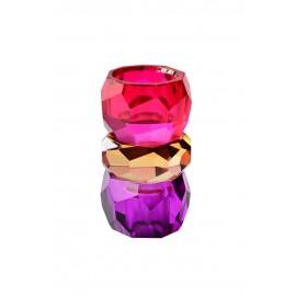 lkj Kandelaar Palisades roze-oranje-paars