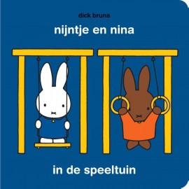 Nijntje en Nina in de speeltuin