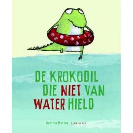 De krokodil die niet van water hield 3+