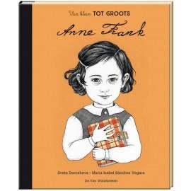 Van klein tot groots: Anne Frank 5+