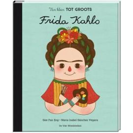 Van klein tot groots: Frida Kahlo 6+