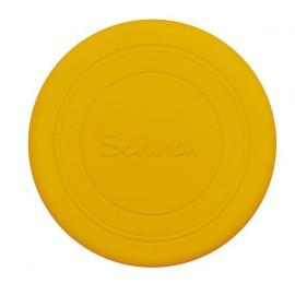 Scrunch Opvouwbare Frisbee geel