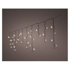 LED icicle lights outdoor Snoer 8 Functies Twinkel Effect
