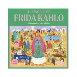 Leg Puzzel The World Of Frida Kahlo 1000st.