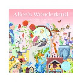 Leg Puzzel Alice's Wonderland1000st.