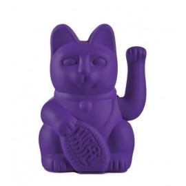 Lucky Cat- Zwaaiende Kat Violet