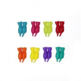 RegenboogKat Glazenmarkeerders S/8