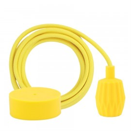 Cable Dusty Yellow 3 m. w/yellow Plisse