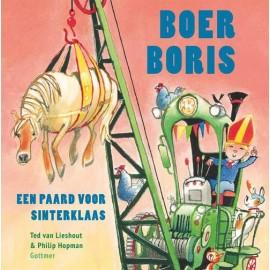 Boer Boris. Een paard voor Sinterklaas. 3+
